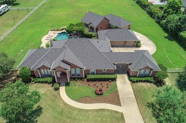 6150 Oak Hollow Drive, Burleson, TX 76028 (MLS #14602706) :: Front Real Estate Co.