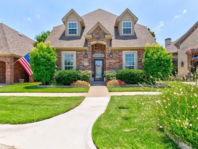 3300 Fountain Way, Granbury, TX 76049 (MLS #14602707) :: Real Estate By Design