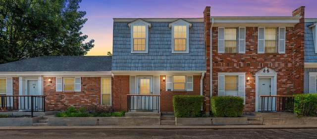 1101 Roaring Springs Road, Fort Worth, TX 76114 (MLS #14602724) :: Front Real Estate Co.