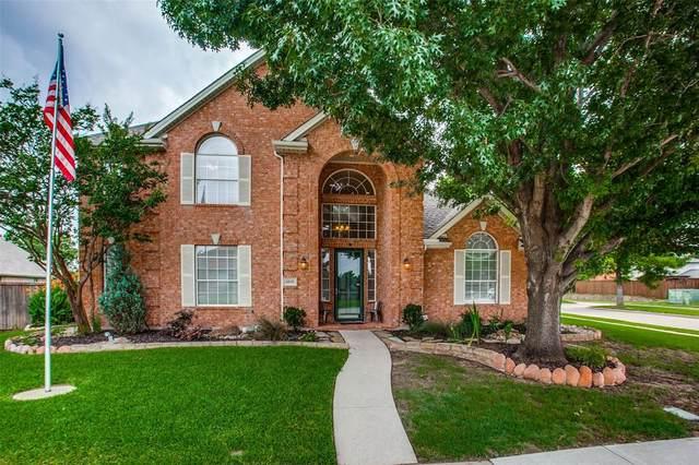 4200 Honeysuckle Drive, Mckinney, TX 75070 (MLS #14602742) :: Crawford and Company, Realtors