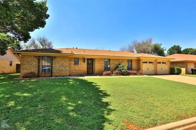 3249 Pheasant Drive, Abilene, TX 79606 (MLS #14602745) :: Jones-Papadopoulos & Co