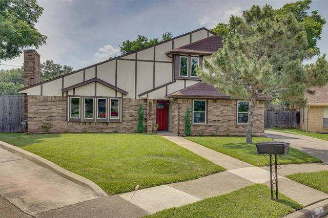 2040 Oakmeadow Court, Bedford, TX 76021 (MLS #14602751) :: Front Real Estate Co.