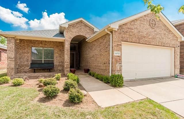 573 Baverton Lane, Fort Worth, TX 76052 (MLS #14602770) :: DFW Select Realty