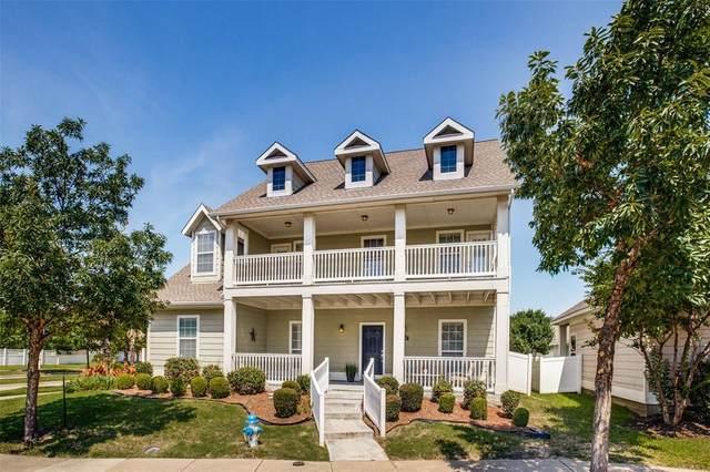 1201 Long Leaf Drive, Savannah, TX 76227 (MLS #14602775) :: Robbins Real Estate Group