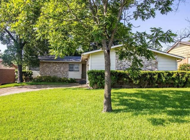 2316 Bayberry Drive, Mesquite, TX 75149 (MLS #14602776) :: Team Hodnett