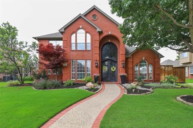 7805 Cherry Creek Drive, Plano, TX 75025 (MLS #14602778) :: Robbins Real Estate Group