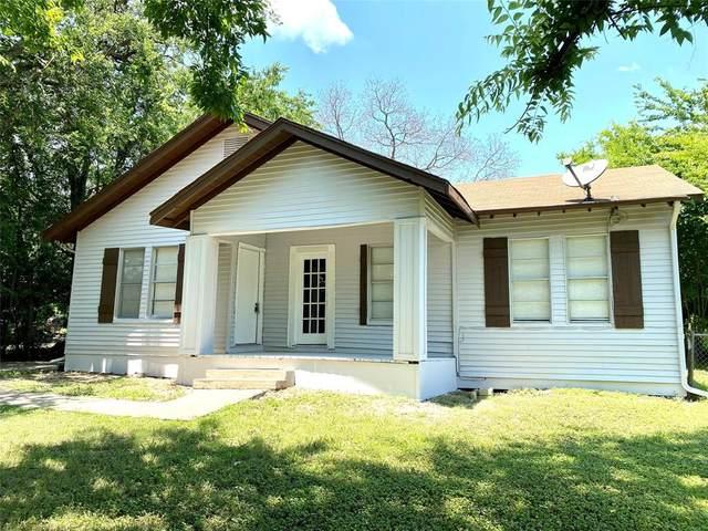 809 E 10th Street, Kemp, TX 75143 (MLS #14602780) :: Real Estate By Design