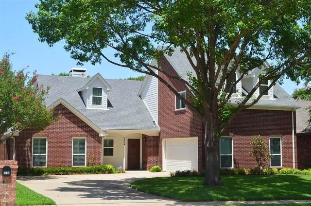 2804 Live Oak Drive, Grapevine, TX 76051 (MLS #14602790) :: The Hornburg Real Estate Group