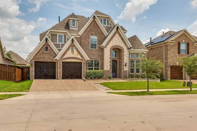 821 Southern Hills Way, Savannah, TX 76227 (MLS #14602799) :: Robbins Real Estate Group