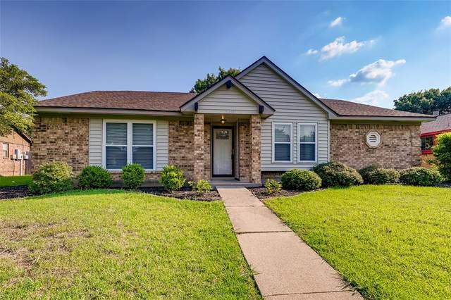 216 Apollo Road, Garland, TX 75040 (MLS #14602804) :: 1st Choice Realty