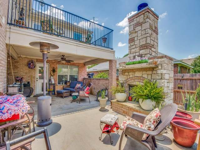 221 Millford Road, Roanoke, TX 76262 (MLS #14602807) :: The Chad Smith Team