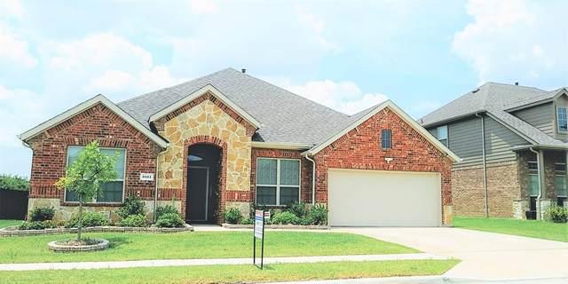 3411 Stampede Drive, Sachse, TX 75048 (MLS #14602808) :: Craig Properties Group