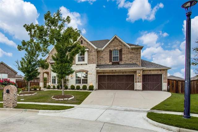 7301 Clear Rapids Drive, Mckinney, TX 75071 (MLS #14602817) :: The Good Home Team