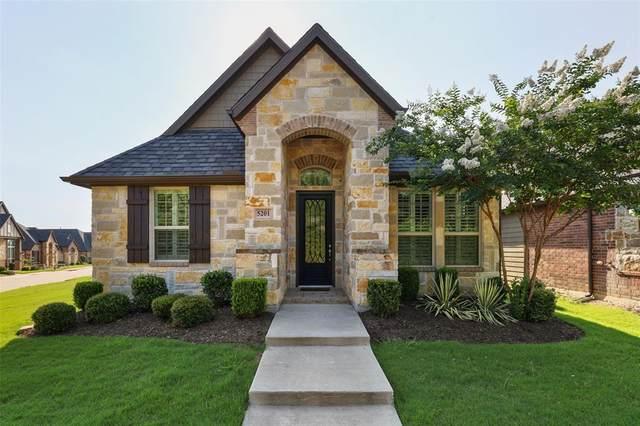 5201 Sutton Circle, Mckinney, TX 75070 (MLS #14602828) :: Robbins Real Estate Group