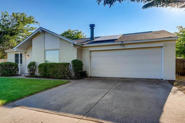 5410 Windy Meadow Drive, Arlington, TX 76017 (MLS #14602838) :: Robbins Real Estate Group