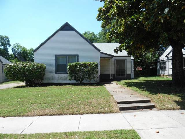 808 Colvin Street, Fort Worth, TX 76104 (MLS #14602844) :: Real Estate By Design