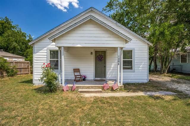 1306 E Marvin Avenue, Waxahachie, TX 75165 (MLS #14602852) :: 1st Choice Realty