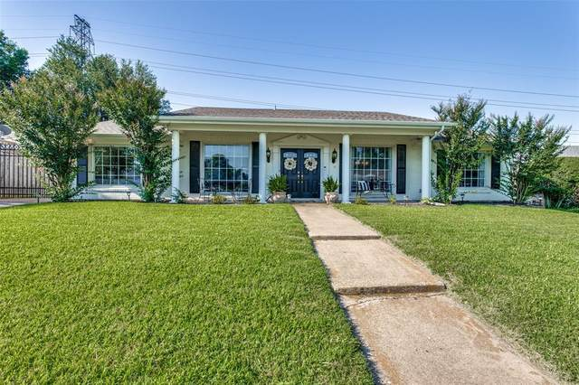 645 Lewis Drive, Hurst, TX 76054 (MLS #14602860) :: The Good Home Team