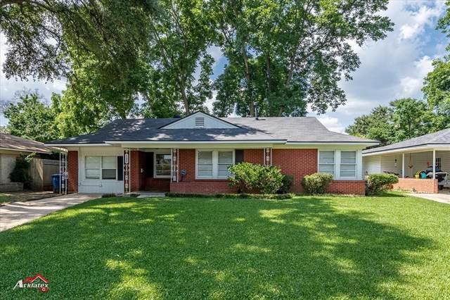 130 Carroll Street, Shreveport, LA 71105 (MLS #14602875) :: The Property Guys