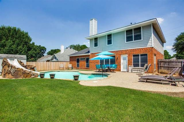 832 Forest Crossing Drive, Hurst, TX 76053 (MLS #14602877) :: The Good Home Team