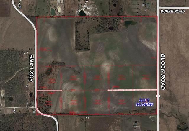 2021 Block Road, Gunter, TX 75058 (MLS #14602889) :: Real Estate By Design
