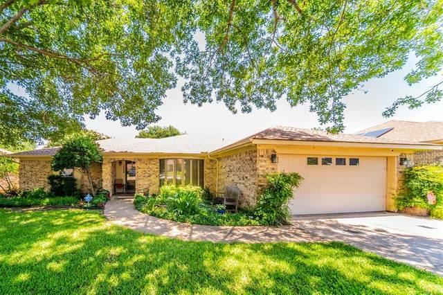 5344 Bob Drive, North Richland Hills, TX 76180 (MLS #14602894) :: Rafter H Realty