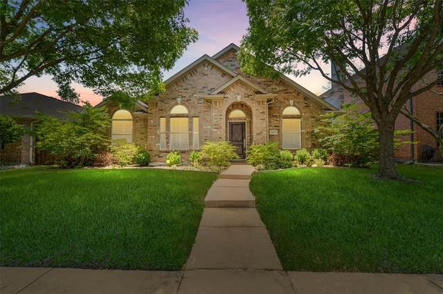 5617 Longhorn Drive, The Colony, TX 75056 (MLS #14602902) :: The Chad Smith Team