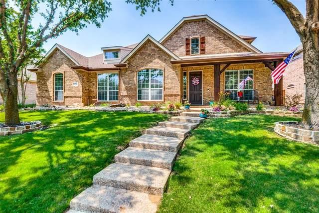 2194 Angel Falls Drive, Frisco, TX 75036 (MLS #14602907) :: VIVO Realty
