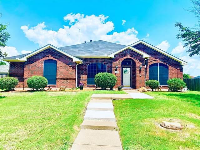 1110 Creek Valley Road, Mesquite, TX 75181 (MLS #14602928) :: The Krissy Mireles Team