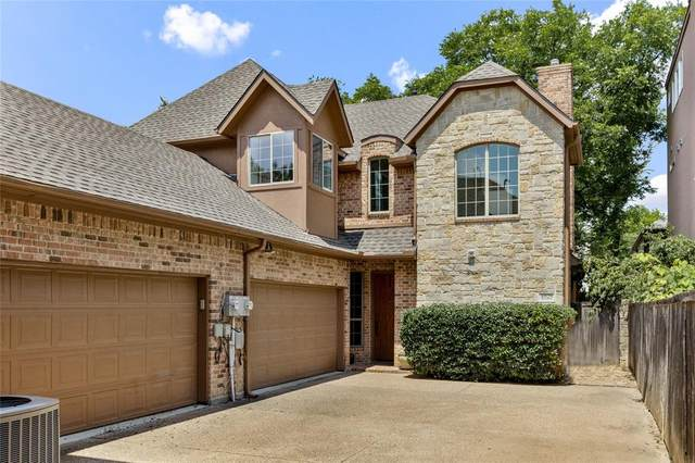 4929 Alcott Street, Dallas, TX 75206 (MLS #14602947) :: Premier Properties Group of Keller Williams Realty