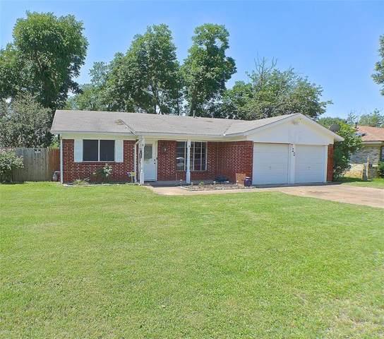 729 Meadowlark Circle, Crowley, TX 76036 (MLS #14602953) :: Front Real Estate Co.