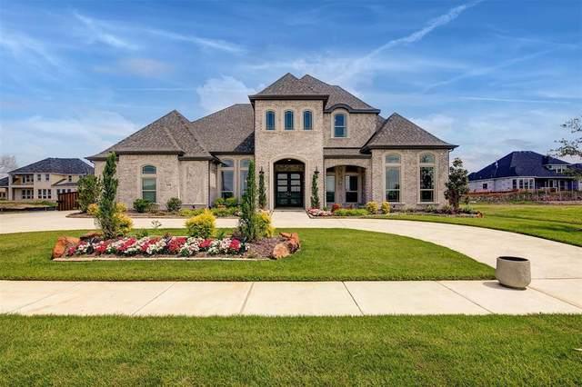 2151 Lassen Drive, Prosper, TX 75078 (MLS #14602957) :: The Great Home Team
