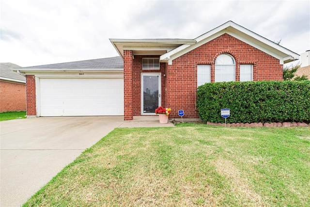 8412 Cove Meadow Lane, Fort Worth, TX 76123 (MLS #14602977) :: The Great Home Team
