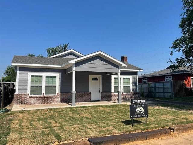 2504 Vogt Street, Fort Worth, TX 76105 (MLS #14602991) :: RE/MAX Landmark