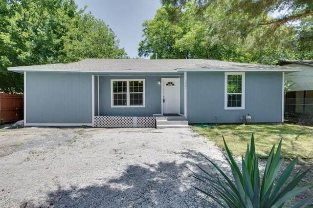 1901 Rosemary Street, Greenville, TX 75401 (MLS #14602994) :: The Juli Black Team