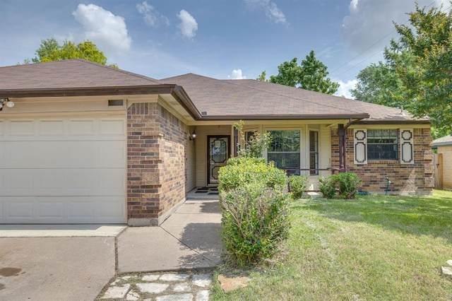927 Robinwood Drive, Arlington, TX 76017 (MLS #14603000) :: Front Real Estate Co.