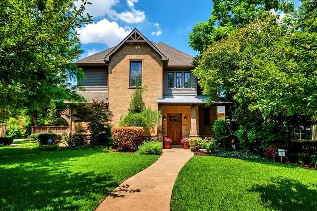 8603 Glencrest Lane, Dallas, TX 75209 (MLS #14603001) :: HergGroup Dallas-Fort Worth