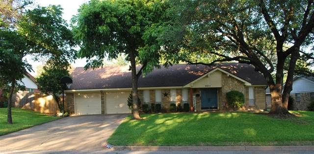 3821 Sunnydale Drive, Benbrook, TX 76116 (MLS #14603005) :: Front Real Estate Co.