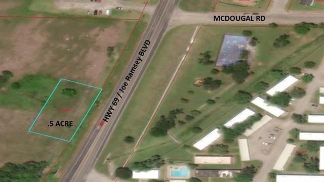 TBD Hwy 69 Highway, Greenville, TX 75401 (MLS #14603019) :: VIVO Realty