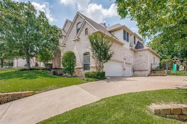 1804 Kendall Court, Keller, TX 76248 (MLS #14603029) :: Real Estate By Design