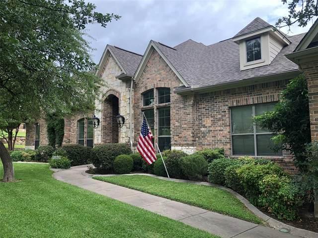 2015 Woodland Hills Lane, Weatherford, TX 76087 (MLS #14603037) :: The Good Home Team