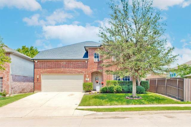 14008 Fontana Road, Fort Worth, TX 76262 (MLS #14603046) :: The Chad Smith Team