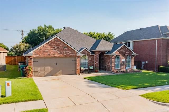 1600 Buena Vista Drive, Denton, TX 76210 (MLS #14603047) :: Jones-Papadopoulos & Co