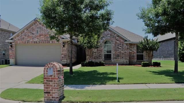 2110 Fairway View Lane, Wylie, TX 75098 (MLS #14603058) :: VIVO Realty