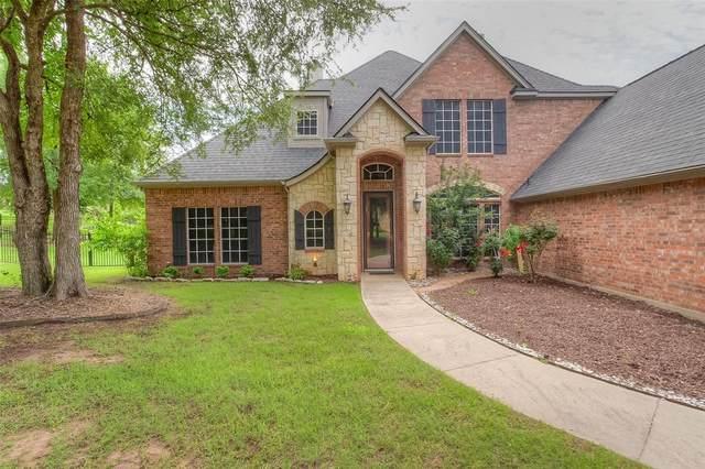 4412 La Cantera Court, Fort Worth, TX 76108 (MLS #14603060) :: Craig Properties Group
