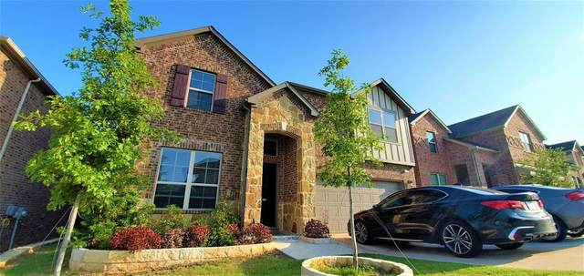2120 Stanhill Drive, Corinth, TX 76210 (MLS #14603062) :: VIVO Realty