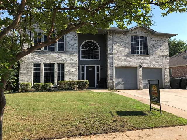 2203 Barton Springs Drive, Corinth, TX 76210 (MLS #14603085) :: VIVO Realty