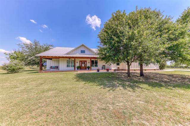 3071 Powell Cemetery, Tolar, TX 76476 (MLS #14603090) :: Real Estate By Design