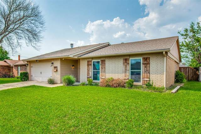 5305 Gibson Drive, The Colony, TX 75056 (MLS #14603093) :: The Chad Smith Team