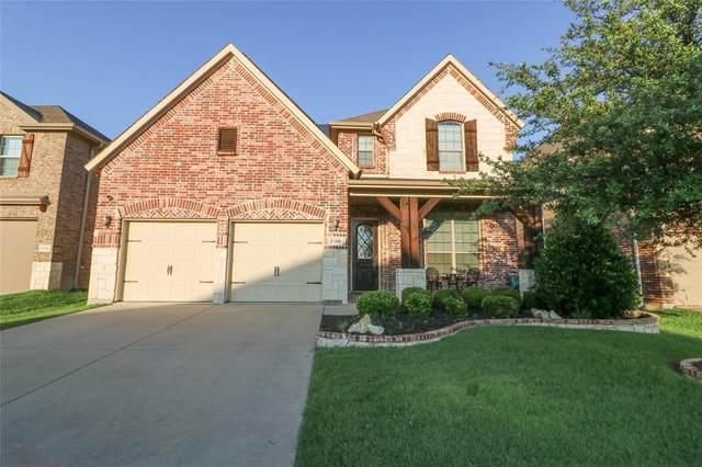 15300 Mallard Creek Street, Fort Worth, TX 76262 (MLS #14603099) :: Real Estate By Design